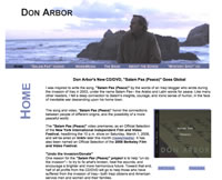 In late September 2008 Don Arbor had a dream that Obama won the election. He created the 'Obama Wins' song and music video and had to keep them under wraps until the dream came true, and now it has!.